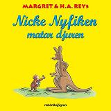 Cover for Nicke Nyfiken matar djuren