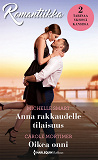 Cover for Anna rakkaudelle tilaisuus  / Oikea onni