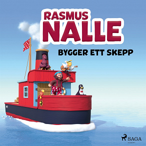 Cover for Rasmus Nalle bygger ett skepp