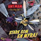 Cover for Ant-Man och Wasp - Begynnelsen - Stark som en myra!