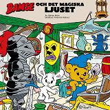 Cover for Bamse och det magiska ljuset