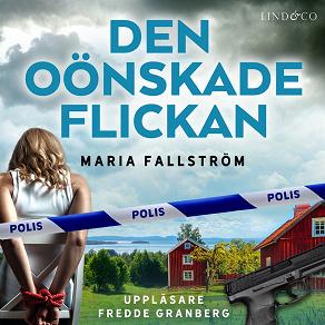 Cover for Den oönskade flickan
