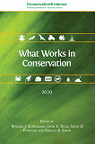 Cover for What Works in Conservation 2020