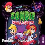 Cover for Zombie-Hans och Greta