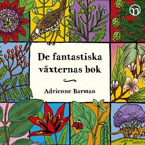 Cover for De fantastiska växternas bok