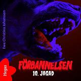 Cover for Förbannelsen Del 10 - Jagad