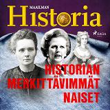 Cover for Historian merkittävimmät naiset