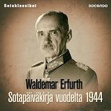 Cover for Sotapäiväkirja vuodelta 1944