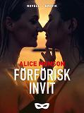 Cover for Förförisk invit