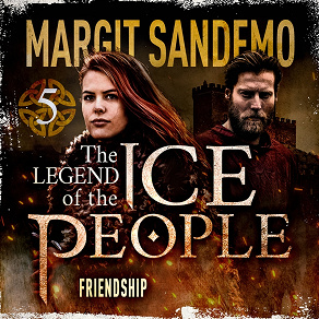 Cover for The Ice People 5 - Friendship