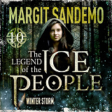 Cover for The Ice People 10 - Winter Storm