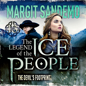 Cover for The Ice People 13 - The Devil's Footprint