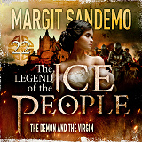 Cover for The Ice People 22 - The Demon and the Virgin