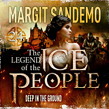 Cover for The Ice People 24 - Deep in the Ground