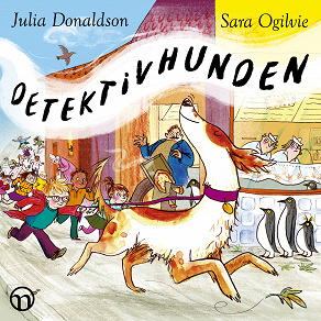 Cover for Detektivhunden