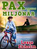 Cover for Pax Larsson miljönär