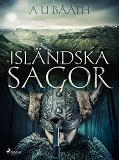 Cover for Isländska sagor