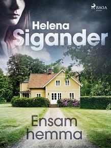 Cover for Ensam hemma