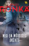 Cover for Med en mördares ansikte
