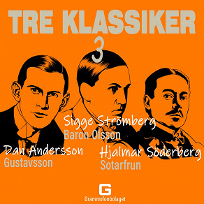 Cover for Tre klassiker 3