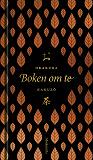 Cover for Boken om te