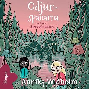 Cover for Spanarna 6: Odjurspanarna