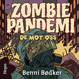 Cover for Zombie-pandemi 1: De mot oss
