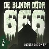 Cover for 666 – De blinda döda
