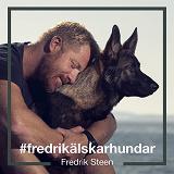 Cover for #fredrikälskarhundar : konsten att kommunicera med hundar