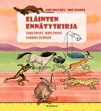 Cover for Eläinten ennätyskirja
