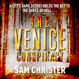 Cover for The Venice Conspiracy