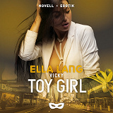 Cover for Vicky: Toy girl