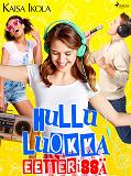 Cover for Hullu luokka eetterissä