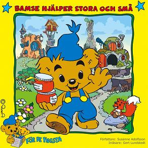 Cover for Bamse hjälper stora och små