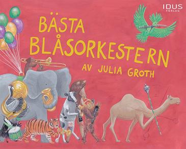 Cover for Bästa blåsorkestern