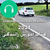 Cover for Körkortsboken på Persiska 2021