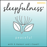 Cover for Peaceful - guided relaxation