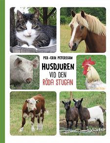 Cover for Husdjuren vid den röda stugan