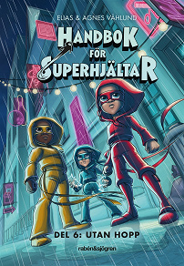 Cover for Handbok för superhjältar. Utan hopp