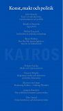 Cover for Konst, makt och politik