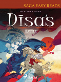 Cover for Disa s Battle