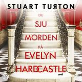Cover for De sju morden på Evelyn Hardcastle