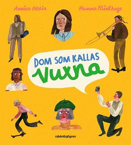 Cover for Dom som kallas vuxna