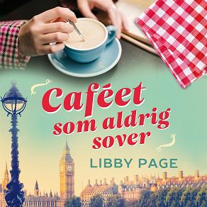 Cover for Caféet som aldrig sover