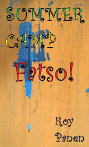 Cover for SUMMER CAMP Fatso!