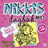 Cover for Nikkis dagbok #10: Berättelser om en (INTE SÅ PERFEKT) hundvakt