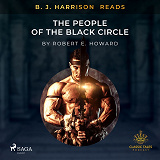 Cover for B. J. Harrison Reads The People of the Black Circle