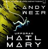 Cover for Uppdrag Hail Mary