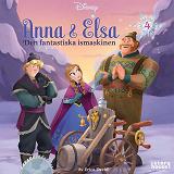 Cover for Anna & Elsa  #4: Den fantastiska ismaskinen
