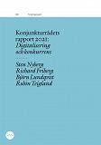 Cover for Konjunkturrådets rapport 2021: Digitalisering och konkurrens